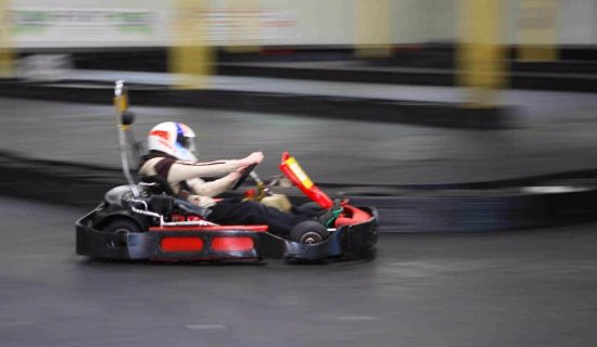Tukwila, WA: High speed go-karts.