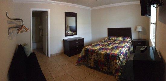 Seaside Heights, Νιού Τζέρσεϊ: Single Full bed Room