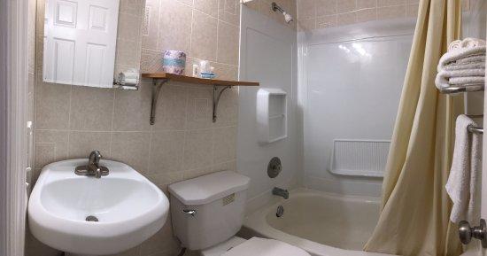 Seaside Heights, Νιού Τζέρσεϊ: Single Full Bathroom