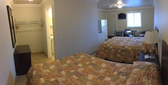 Seaside Heights, NJ: Standard Efficiency Room