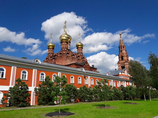 Gefsimansky Chernigovsky Skit (convent)