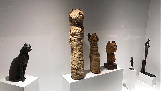 Barcelona Egyptian Museum: photo3.jpg