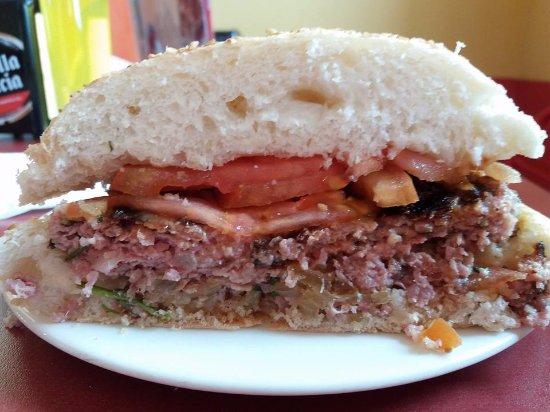 La Bunny: Superiberica, hamburguesas ibéricas caseras 250 g con pan especial