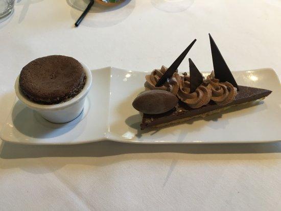 Restaurant L Hoirie Menu