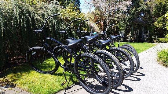Nanoose Bay, Kanada: Beach Bike Rentals for the whole family