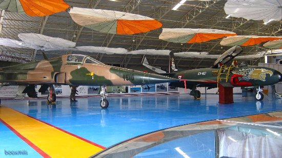 Museo Militar de Aviacion