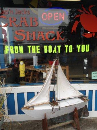 Cap'n Jack's Crab Shack: Cap'n Jack's Yum