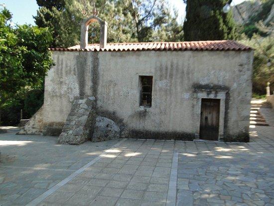 Heraklion Prefecture, Greece: παναγια καβαλαρά