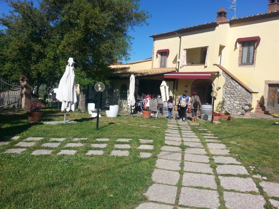 Agrotourism Il Bettarello: 20170508_093456_large.jpg