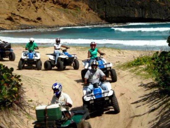 Vieux Fort, St. Lucia: ATV Tours