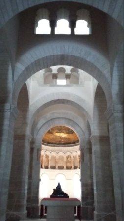 Oratoire Carolingien de Germigny-des-Prés Foto