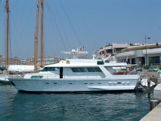 Motor Yacht Bettina