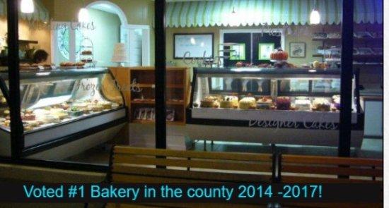 Shallotte, NC: Bakery goodness!