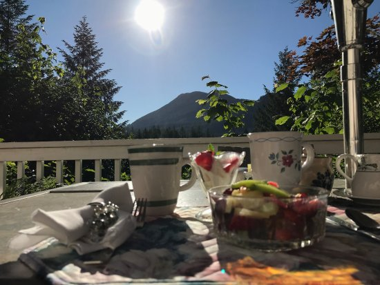 Elkhorn Valley Inn Bed and Breakfast: June 2017