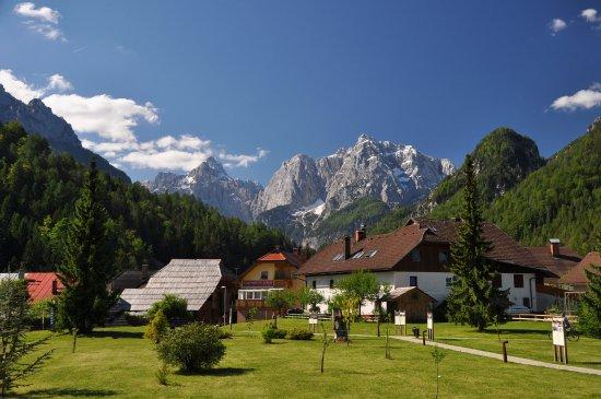 Hotel Lek: Kranjska Gora, Julian Alps, Slovenia