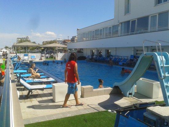 Club Family Hotel Riccione - Picture of Hotel Club Family, Riccione ...