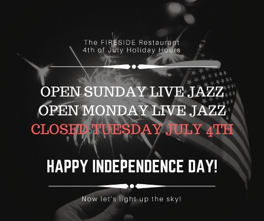 Ellison Bay, WI: 4th of July Holiday Hours
