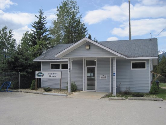 Blue River Library, Thompson-Nicola Regional Library