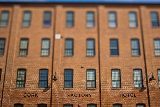 Cork Factory Hotel Resmi