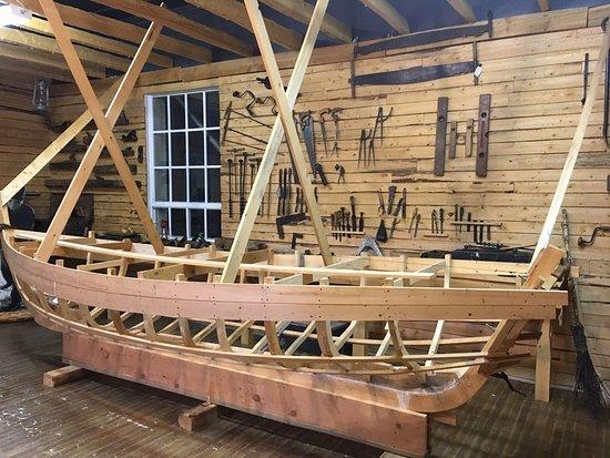 Photo0jpg Foto Van Wooden Boat Museum Of Newfoundland And