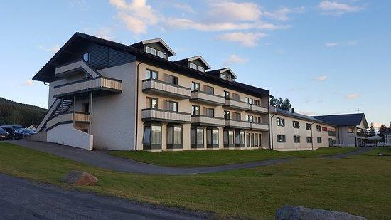 Vikersund, Norway: Tyrifjord hotell