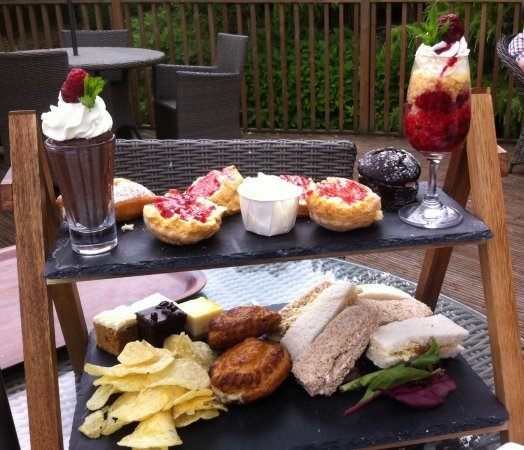 Coffee Haven Afternoon Tea For Two Picture Of The Vineyard Restaurant Brigg Tripadvisor