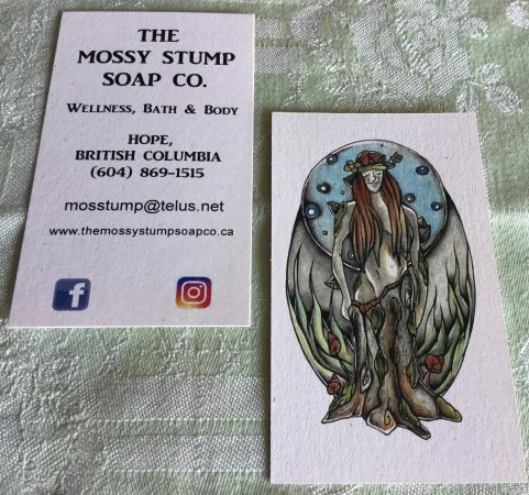The Mossy Stump Soap Co.
