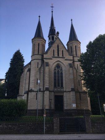 St. Johannes der Taufer Kath. Pfarrkirche in Adenau