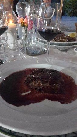 Camiano Piccolo: Cena