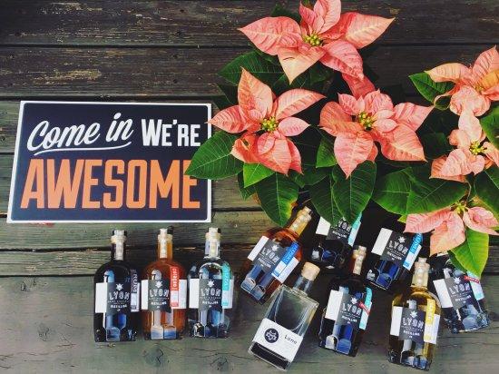 Saint Michaels, MD : Maryland made spirits // distillery open 7 days a week