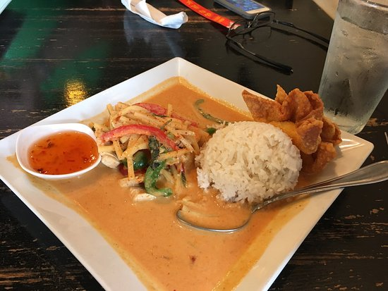 Aroy thai cuisine picture of aroy thai cuisine o 39 fallon for Aroy thai cuisine menu