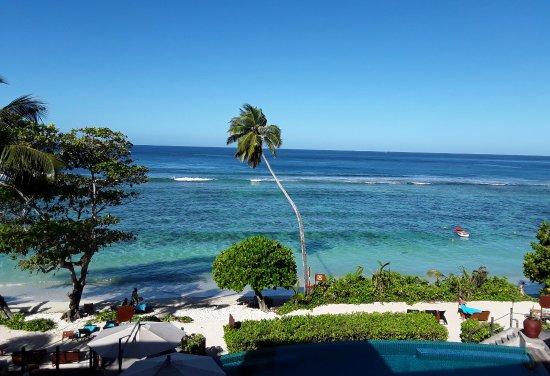 Vom Unseren Balkon Aus 2ter Stock Picture Of Doubletree Resort