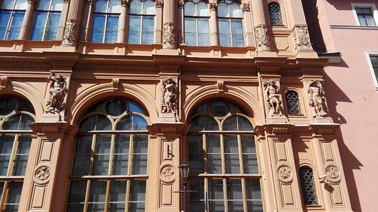 Riga Free Tour : Здание Биржи