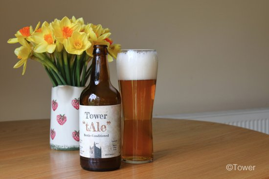 Saint Tudy, UK: tAle . . .  flagship golden quoffing ale, dangerously moreish