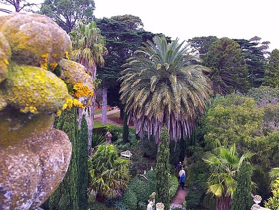 Mornington, Australia: from the parapet