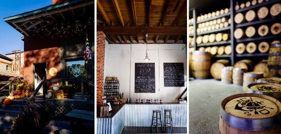 St. Michaels, MD: Distillery & Tasting Room