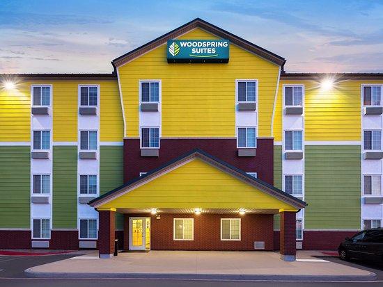 WoodSpring Suites Tyler