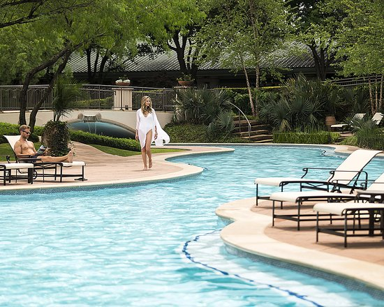 Four Seasons Resort and Club Dallas at Las Colinas: Resort Pool