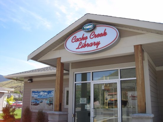 Cache Creek Library, Thompson-Nicola Regional Library