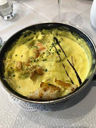 Restaurant restaurant hostellerie normande dans houlgate for Specialite normande cuisine