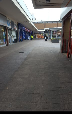 Kirkby Town Centre