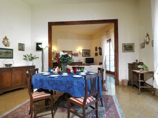 Residenza Oltrarno: Sala pranzo