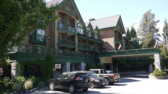 Pinnacle Hotel Whistler Bild
