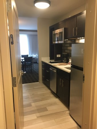 Foley, Αλαμπάμα: Full kitchens available in every room