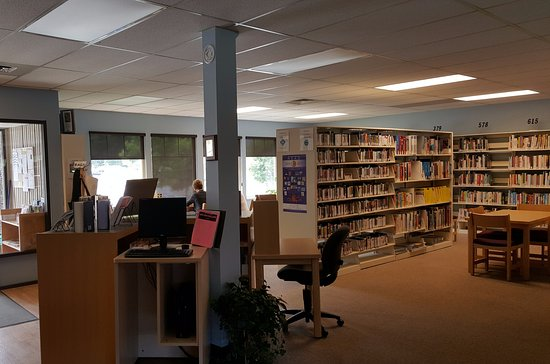 Chase Library, Thompson-Nicola Regional Library: Find a book, print a page, or research your next destination; we have something for everyone