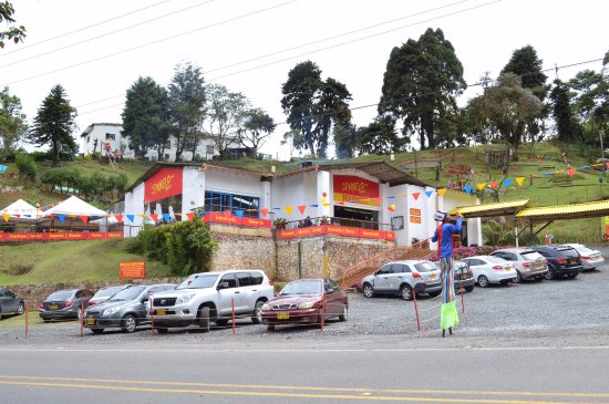 Panoramic view of El Panelo