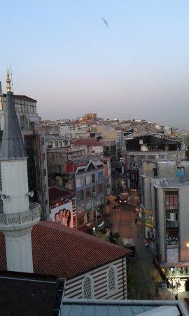 Hotel Venera: Blick von der Black Bar
