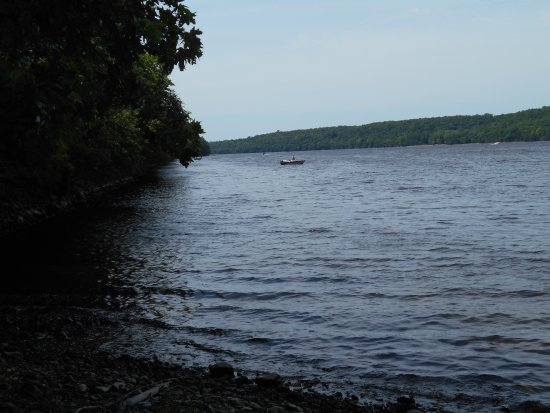 St. Croix River: Saint Croix Lake below Hudson