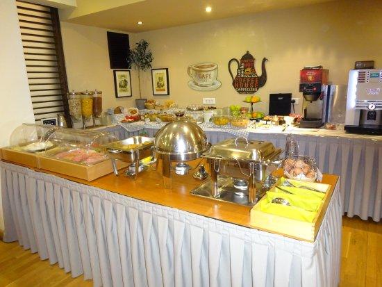 Hermes Hotel: ontbijt
