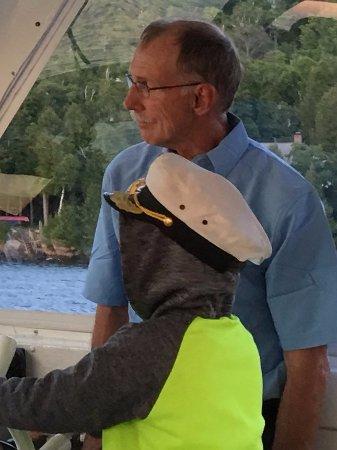Fish Creek, WI: Captain Gary